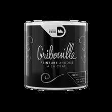 Achat en ligne Peinture Gribouille noir mat 0.5l