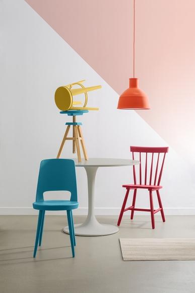 Achat en ligne Peinture pour meuble Relook Meubles rouge profond en pot 0,5L