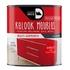 Peinture pour meuble Relook Meubles rouge profond en pot 0,5L