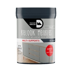 Achat en ligne Peinture pour meuble galet Relook meuble en pot 0,2l