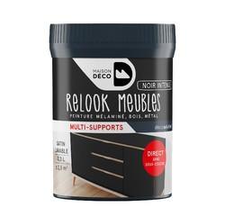 Achat en ligne Peinture pour meuble noir intense Relook meuble en pot 0,2l
