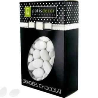 PATISDECOR - Dragées chocolat blanc 500g
