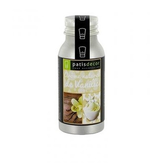 PATISDECOR - arôme vanille 50 ml