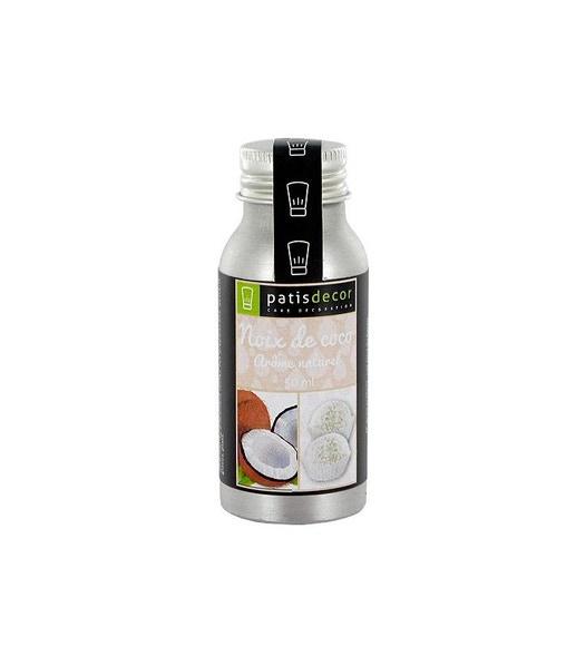 Achat en ligne Arôme naturel noix de coco 50ml
