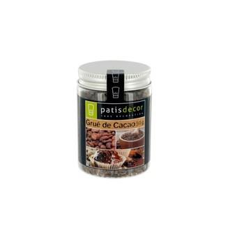 Patisdecor - grué de cacao en pot 50g