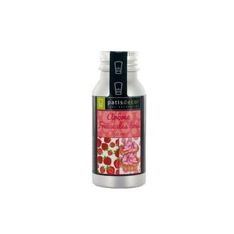 Arôme nature fraise des bois 50ml