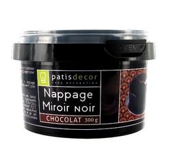 Achat en ligne Glaçage miroir au chocolat en pot 300g