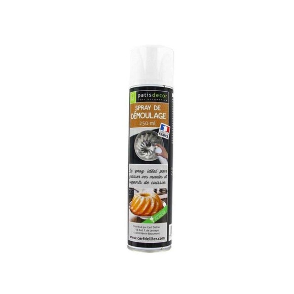 Spray de démoulage 250ml