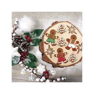 PATISDECOR - Coffret biscuits de Noël