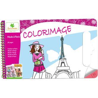 Colorimage mode à Paris 36 pages
