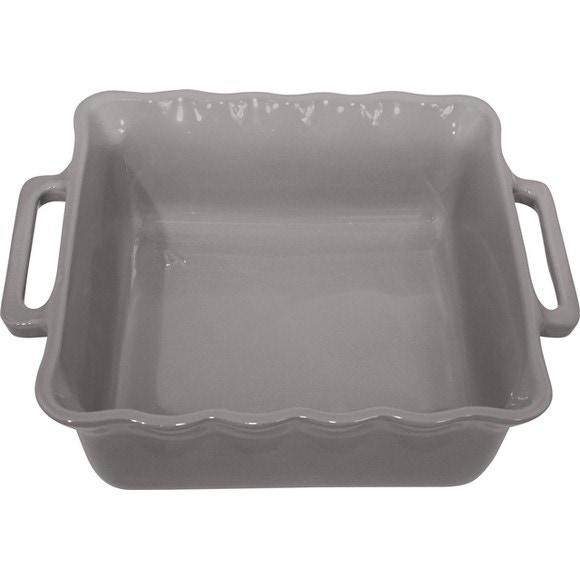 Plat carré sel de mer 31x26,5cm