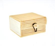 Achat en ligne Lot de 6 boites à secret ivoire