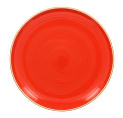 Achat en ligne Assiette plate grenade brillant 26 cm