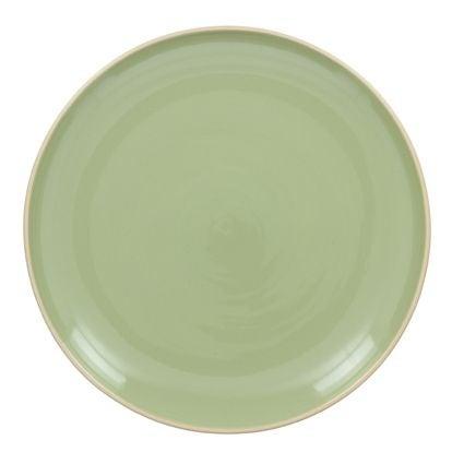 Achat en ligne Assiette plate fume brillant 26 cm