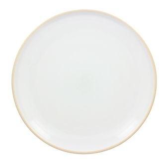 Assiette plate blanche brillant 26 cm