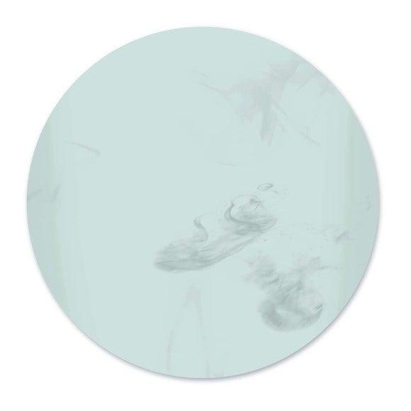 Dessous plat decor marbre