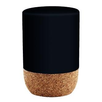 Gobelet ceramique liège Odémira noir