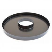 Achat en ligne Moule à tarte couronne en acier antiadhésif 30cm