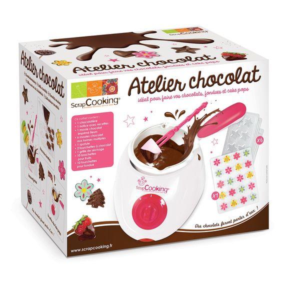Kit da pasticceria laboratorio di cioccolato