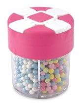 Achat en ligne Perles nacrées en sucre en boite distributrice 140g