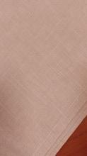 Achat en ligne Nappe antitache 150x250cm en coton blush Slub
