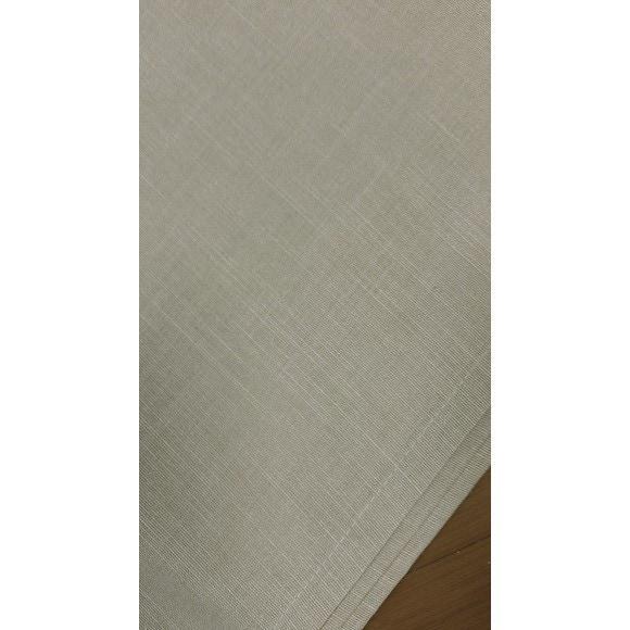 Tovaglia antimacchia quadrata in cotone fiammato beige 150x150 cm