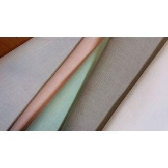 Serviette antitache coton slub blanc 45x45 cm