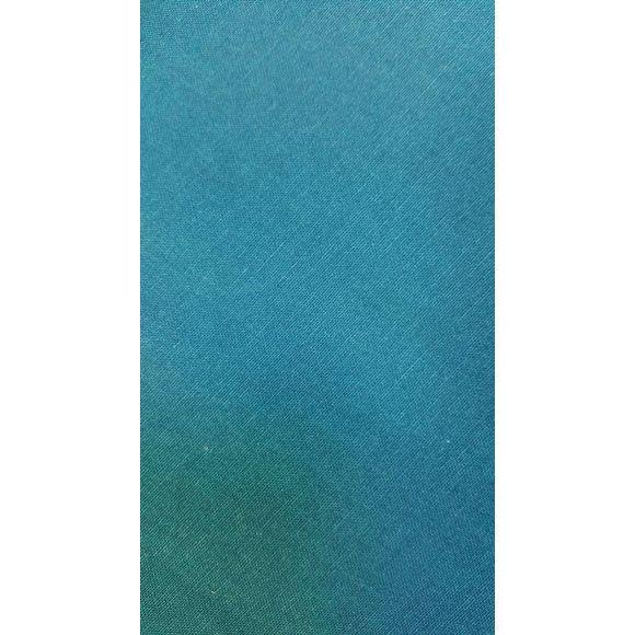 Tovaglia antimacchia rettangolare in cotone blu 150x120 cm