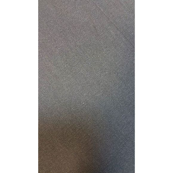 Tovaglia antimacchia rettangolare in cotone, grigio, 150x120 cm