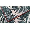 Serviette de table jungle 45x45cm
