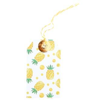 Marques-place ananas  en sachet de 10