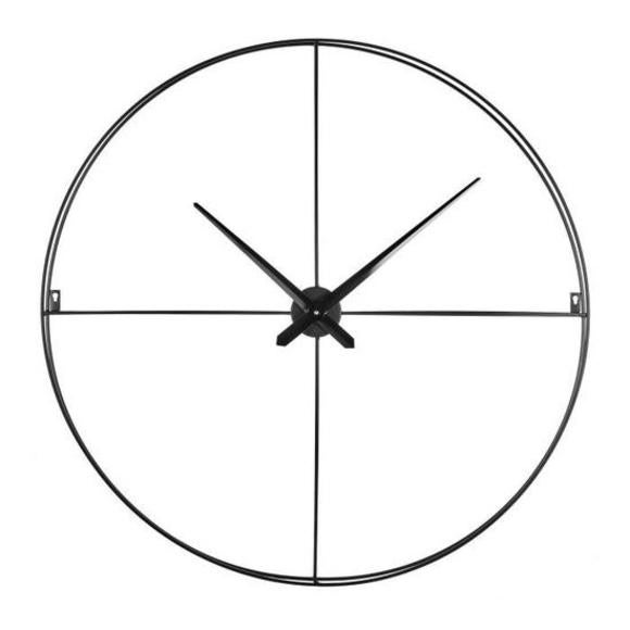 Horloge filaire XXL 80cm
