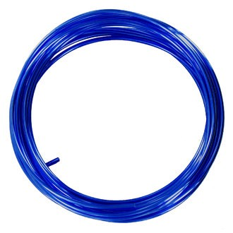 Bobine de fil d'aluminium bleu fluo 2mmx2m