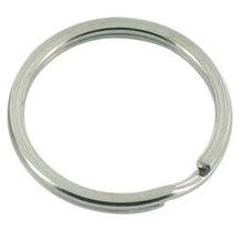 Achat en ligne 6 anneaux doubles argent 3cm
