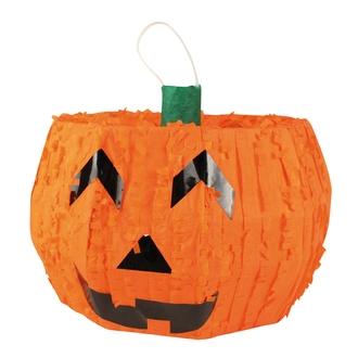 Pinata Halloween citrouille