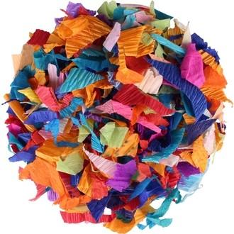 Confettis papier crépon 60 grs