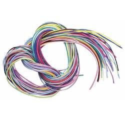 Achat en ligne Set de 20 fils scoubidous 1m