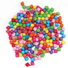 Achat en ligne Perles acrylique losanges facettes couleurs