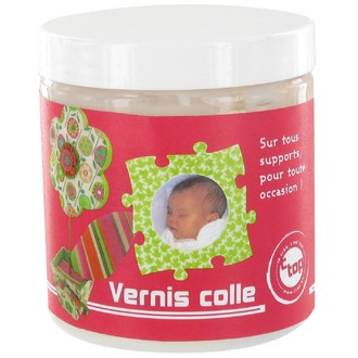 Vernis colle 250ml