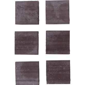 Set de 8 aimants carrés avec mousse adhésive 12,7x12,7mm