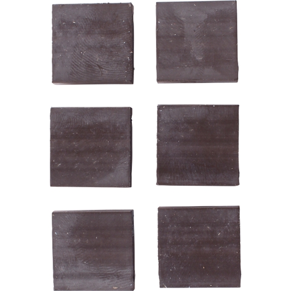 Achat en ligne Set de 8 aimants carrés avec mousse adhésive 12,7x12,7mm