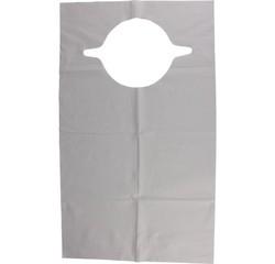 acquista online Grembiuli monouso con pettorina in carta laminata 60x35 c, 10pz