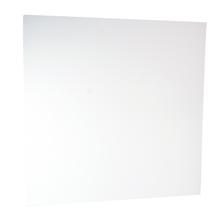 Achat en ligne Chassis en coton blanc 3D 100x100cm
