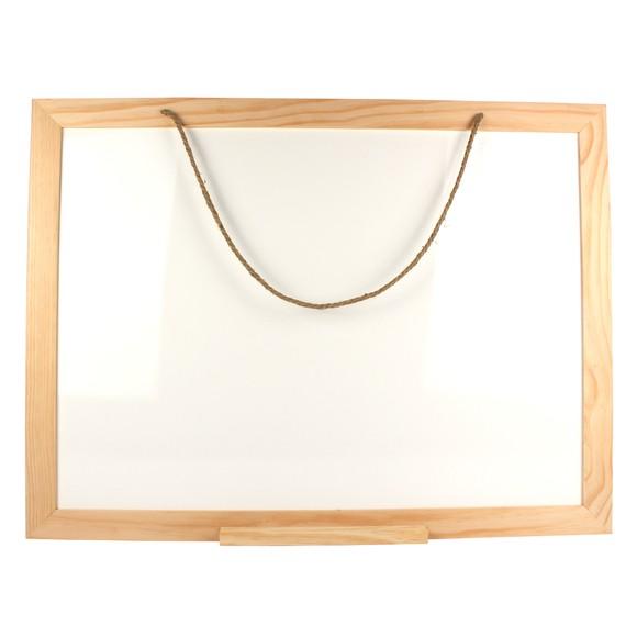 22f88df414d3ce Tableau blanc 88x66x1,5cm Pas cher - Zôdio