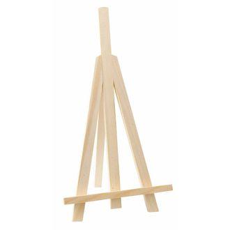 Indispensables - Chevalet en bois 13x26cm