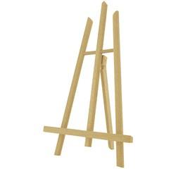Achat en ligne Chevalet en bois brut 210x3,8cm