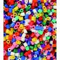 Kit créatif 1000 perles fusibles couleurs opaque de 5mm