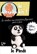 Achat en ligne Kit Créapito Panda