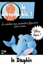 Achat en ligne Kit Créapito dauphin
