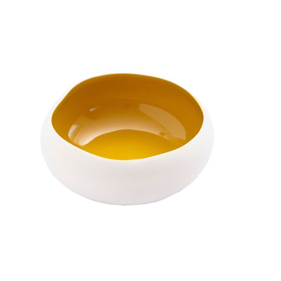 Achat en ligne Coupelle oslo curry 12 cm